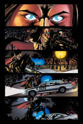 Eternal Knights Issue1-Page1-Color by Tibbittz