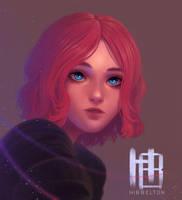 Redhair by Hibelton