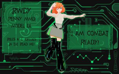 MMD RWBY - Penny TDA Download by YuugureAmakawa
