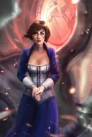 Bioshock Infinite: Elizabeth by Raydiant