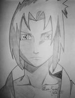 Sasuke by Yanifh