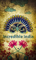 'incredible india ' logo by prasadesign