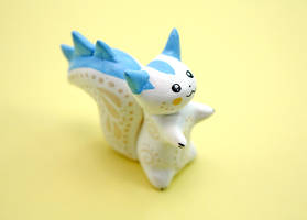 Pokemon Pachirisu figurine by Ailinn-Lein