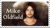 Mike Oldfield stamp by Junisek