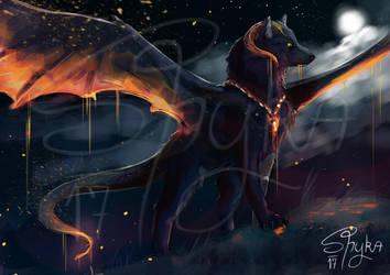 Nightfire by ShykaART