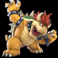 Super Smash Bros. Ultimate - 14. Bowser by pokemonabsol