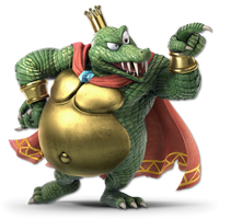 Super Smash Bros. Ultimate - 67. King K. Rool by pokemonabsol