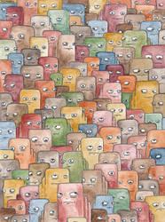 Socialization by SanderJansen