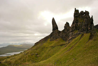 Old Man of Storr by sisikey