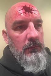 Cracked Forehead by way-kooks