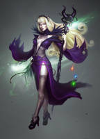 Aurora by ZagreoNDY