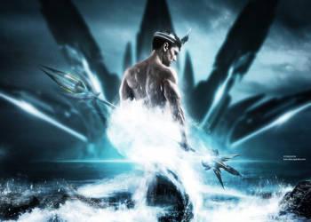 Poseidon by debourgstudios
