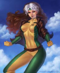 Rogue, Marvel by AnoleaNova