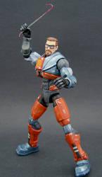 Gordon Freeman Half Life 3 by Jin-Saotome