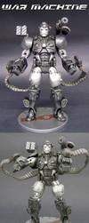 War Machine Armory by Jin-Saotome