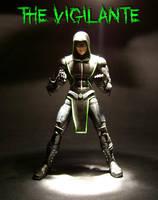 The Vigilante by Jin-Saotome