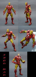 Somewhat Movie Iron Man by Jin-Saotome