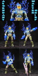 Ascendant Master Chief by Jin-Saotome