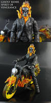 GhostRider Spirit of Vengeance by Jin-Saotome
