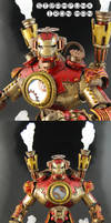 Steampunk Iron Man part 1 by Jin-Saotome