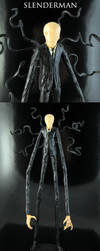 The Slender Man by Jin-Saotome