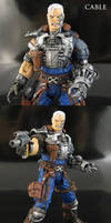 Avengers vs X-men movie style Cable by Jin-Saotome