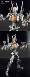 Avengers 2 Movie style Ultron Marvel Legends by Jin-Saotome