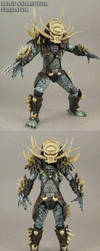 Custom Bone Collector NECA Predator figure by Jin-Saotome