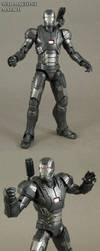 Iron man 3 War Machine mark II custom figure by Jin-Saotome