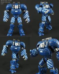Custom Iron Man 3 Igor Heavy Lifting Armor figure by Jin-Saotome