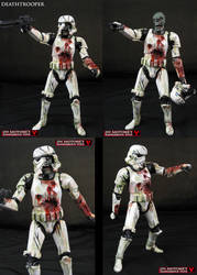 Deathtroopers Star Wars custom action figure by Jin-Saotome