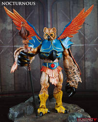 Nocturnus, Masters of the Universe Classic custom by Jin-Saotome