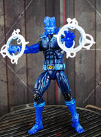 Custom Marvel Legends Iceman by Jin-Saotome