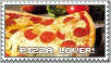 Pizza lover stamp by RetroDuo