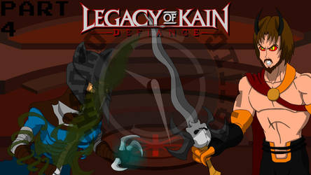 Legacy of Kain: Defiance (Part 4) by ChronoCritic