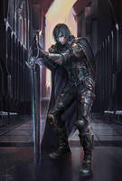 Noctis The Lucian King by Pearlpencil