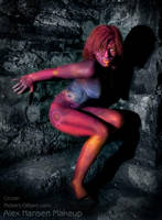 Body Painting 6 by fotobob