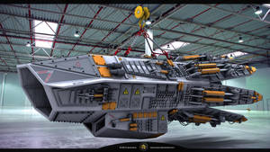 Jet Engine by Hausmann