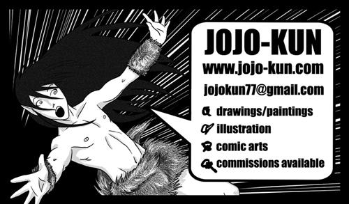 jojo-kun's Profile Picture