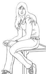 Steve Perry lines by jojo-kun