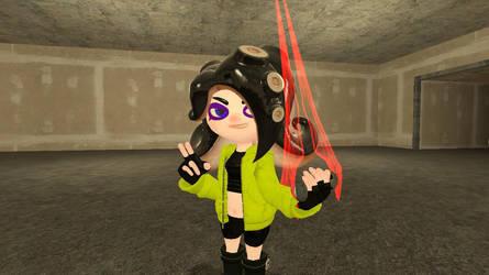 My new Octo look by Darkmegafan01