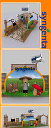 syngenta activation booth by validangel