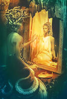 Gorgon Medusa. Mirror of memory by Incantata