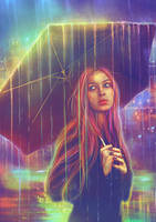 Rainbow Rain by Incantata