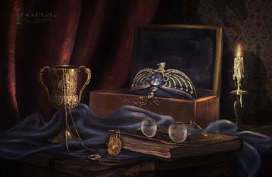 The Seven Horcruxes by Incantata