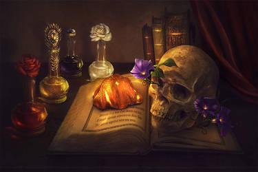 Philosopher's stone by Incantata