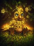 Baby Phoenix by Incantata
