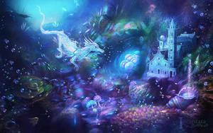 Water Dragon Kingdom by Incantata