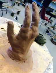 Wired Fingers by Frostpeltwolf
