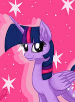 Twilight Sparkle (according to Mysticalpha) by YummiestSeven65